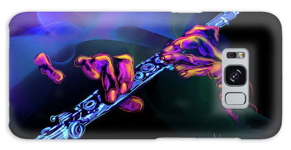 Magic Flute Galaxy Case
