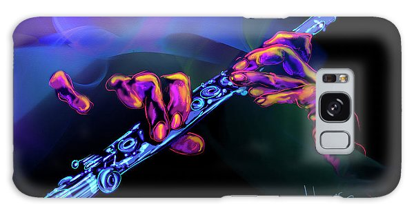 Magic Flute Galaxy Case by DC Langer