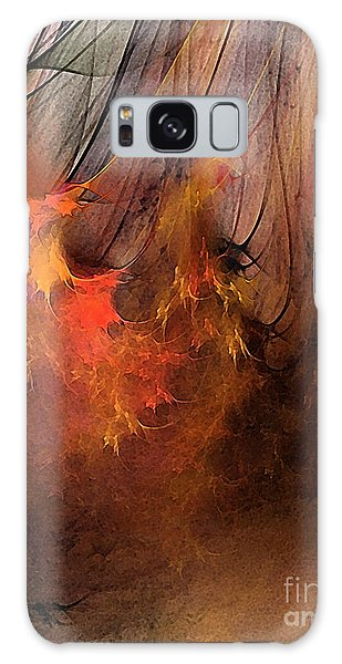 Magic Galaxy Case by Karin Kuhlmann