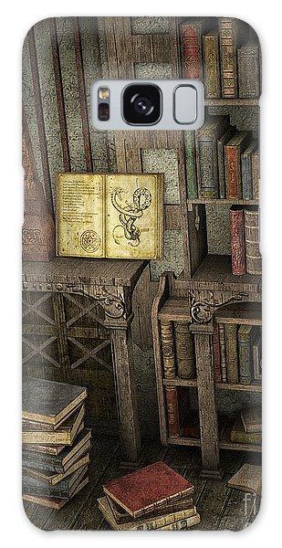 Magic Literature Galaxy Case