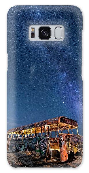 Magic Milky Way Bus Galaxy Case