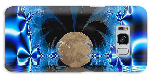 Magic Moon Galaxy Case by Geraldine DeBoer