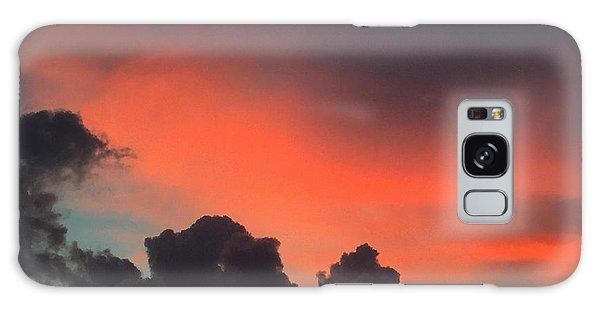 Late Day On Paros Island  Galaxy Case