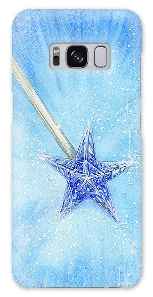 Magic Wand Galaxy Case