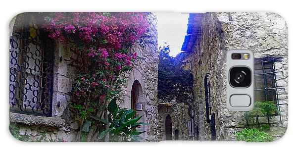 Magical Beauty In Eze France Galaxy Case