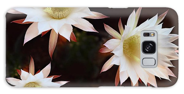 Magical Flower Galaxy Case by Gina Dsgn