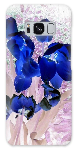 Magical Flower I I Galaxy Case