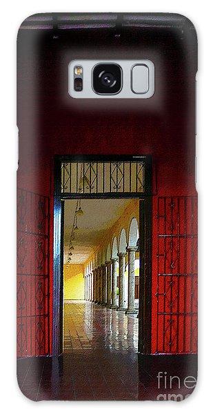 Magical Merida Door Galaxy Case