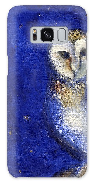 Feather Stars Galaxy Case - Magical Night One by Nancy Moniz
