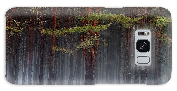 Magical Pines Galaxy Case