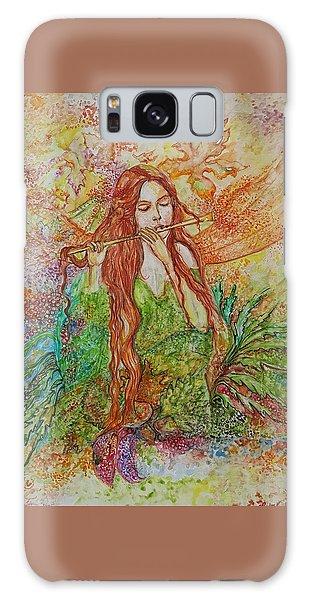 Magical Song Of Autumn Galaxy Case by Rita Fetisov