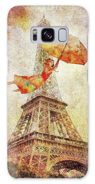 Magically Paris Galaxy Case