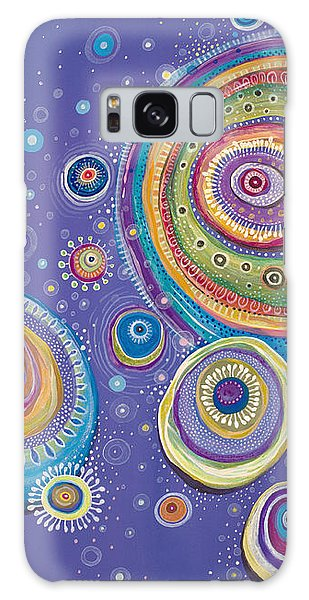 Magnetic Galaxy Case by Tanielle Childers