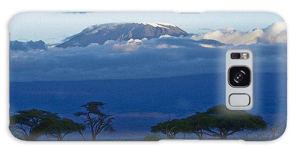 Magnificent Kilimanjaro Galaxy Case
