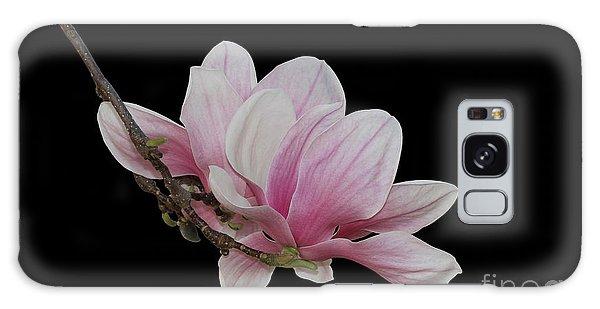 Magnolia #2 Galaxy Case