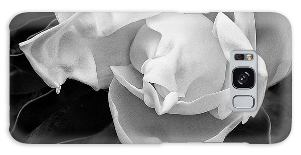 Magnolia Bloom Galaxy Case