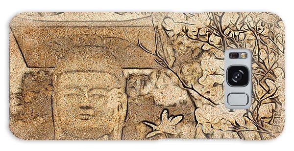 Magnolia Buddha Galaxy Case