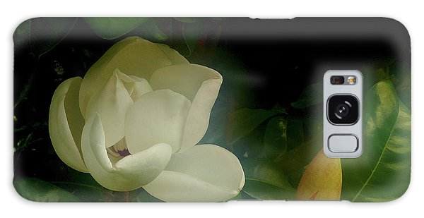 Magnolia Galaxy Case by Evelyn Tambour