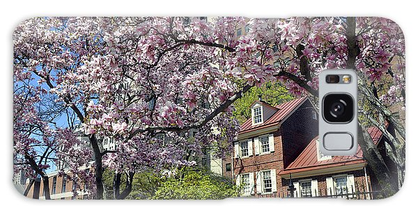 Magnolia Garden 2015 Galaxy Case