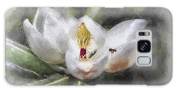 Magnolia Harvest Galaxy Case