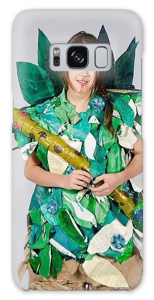 Mahko In The Jungle Book Galaxy Case