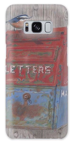 Mail Call Galaxy Case by Arlene Crafton