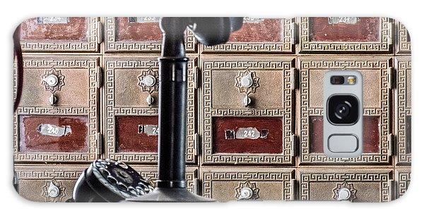 Mailbox 237 Galaxy Case