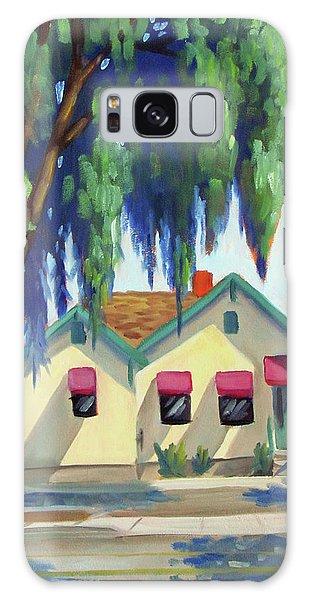 Maily House - Eagle, Idaho Galaxy Case