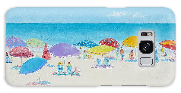 Main Beach East Hampton  Galaxy Case