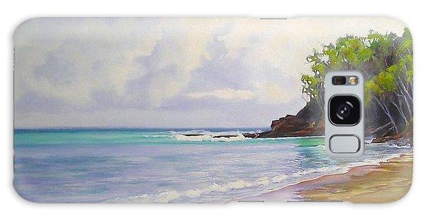 Main Beach Noosa Heads Queensland Australia Galaxy Case