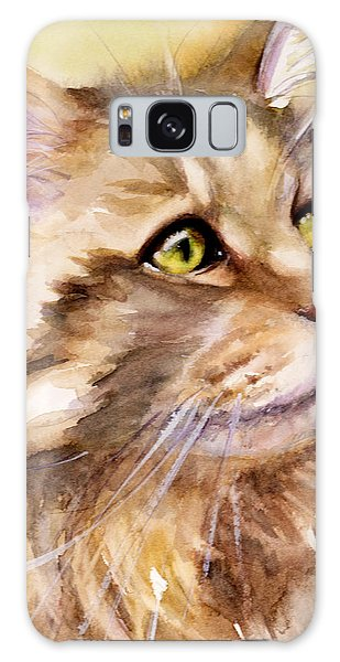 Main Coon Galaxy Case by Judith Levins