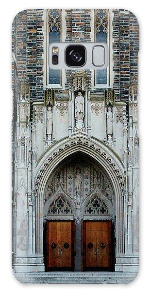 Main Entrance To Chapel Galaxy Case