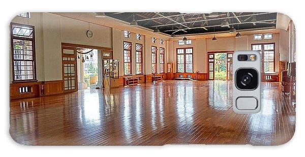 Main Room Of The Wu De Martial Arts Hall Galaxy Case by Yali Shi