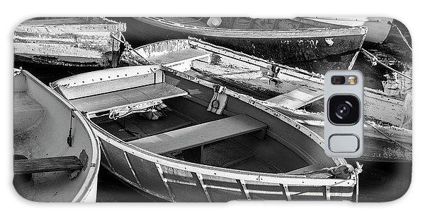 Maine Boats Galaxy Case by Ranjay Mitra