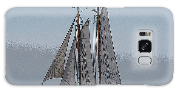 Maine Schooner Galaxy Case