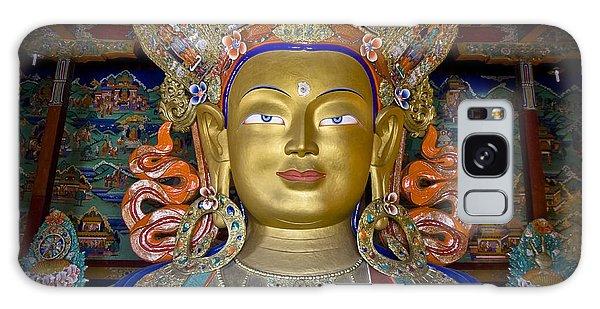 Maitreya Buddha Galaxy Case by Hitendra SINKAR