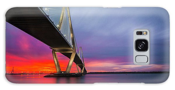 Majestic Arthur Ravenel Galaxy Case by RC Pics