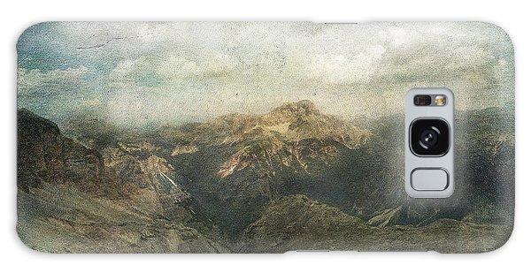 Majestic Dolomites Galaxy Case