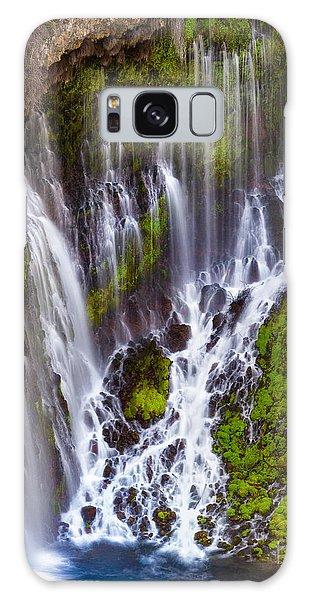 Majestic Falls Galaxy Case