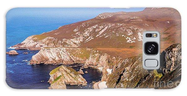 Majestic Glenlough - County Donegal, Ireland Galaxy Case