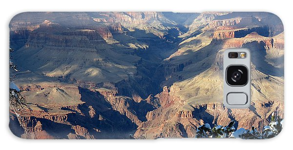Majestic Grand Canyon Galaxy Case by Laurel Powell