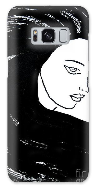 Majestic Lady J0715a Galaxy Case