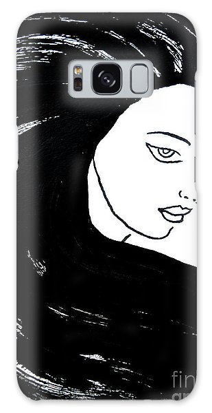 Majestic Lady J0715a Galaxy Case