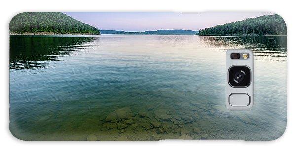 Majestic Lake Galaxy Case