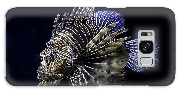 Majestic Lionfish Galaxy Case