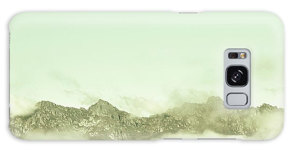 White Mountain National Forest Galaxy Case - Majestic Misty Mountains by Jorgo Photography - Wall Art Gallery