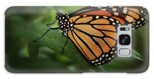 Majestic Monarch Galaxy Case