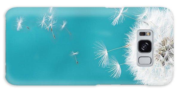 Make A Wish II Galaxy Case by Anastasy Yarmolovich
