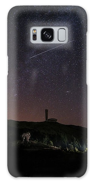 Make A Wish Galaxy Case