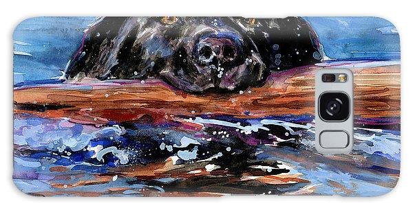 Make Wake Galaxy Case by Molly Poole